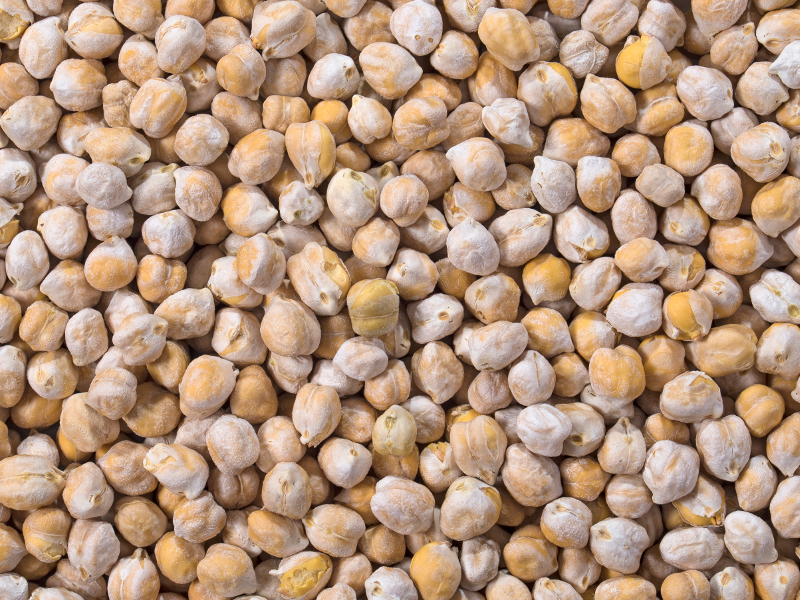 Freeze Dried Lentils